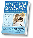 Book Cover: How To Heal A Painful Relationship    Back